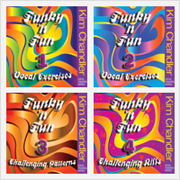 Funky 'n Fun Vocal Exercises CD Series